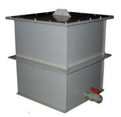 Ванна для приготовления и хранения электролита. Под заказ