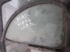Форточка двери. Toyota Platz, NCP12