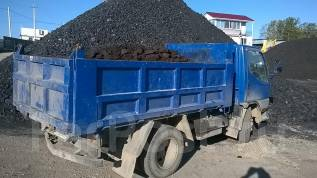 Уголь. Доставка от 1 тн. до 3.5 тн. Под заказ