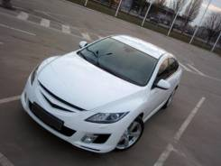 Накладка на фару. Mazda Mazda6, GH Двигатели: MZR, L5VE, R2BF, L813, MZRCD, R2AA, LF17, RF7J, MZRDISI, LFDE. Под заказ