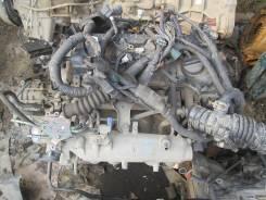 Двигатель. Nissan Tino, V10 Двигатель QG18DE