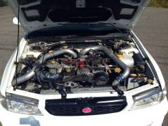 Патрубок впускной. Subaru Impreza, GC8 Subaru Impreza WRX STI, GC8
