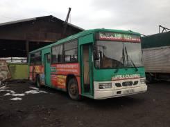 Daewoo BS106. Автобус Daewoo BS 106, 11 051 куб. см., 29 мест