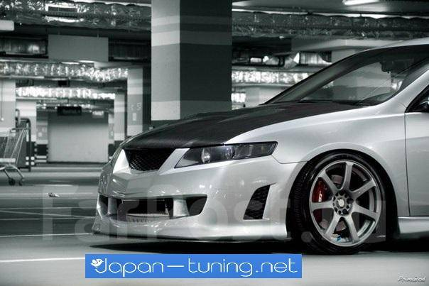 Обвес кузова аэродинамический. Honda Accord, CL9, CL7