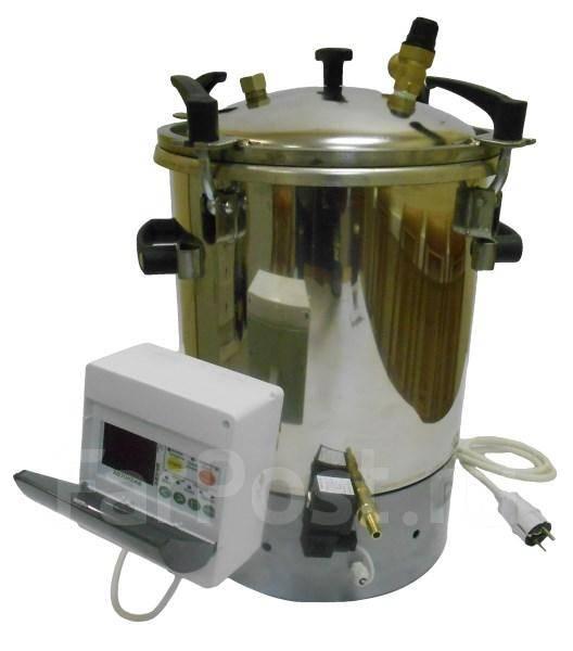 Купить автоклав для домашнего консервирования в владивостоке самогонный аппарат славянки люкс