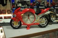 Часы мотоцикл