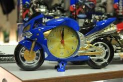 Часы сувенир для байкера или будущего байкера.