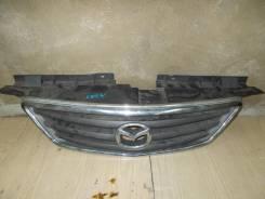 Решетка радиатора. Mazda MPV, LV5W