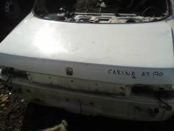Крышка багажника. Toyota Carina, AT170G, AT170