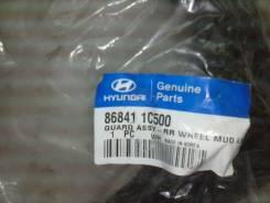 Брызговики. Hyundai Getz