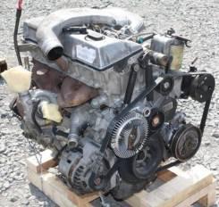 Двигатель в сборе. SsangYong Musso SsangYong Korando