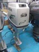 Honda. 9,90л.с., 4х тактный, бензин, нога L (508 мм), Год: 2005 год
