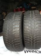 Bridgestone Ice Cruiser 5000. Зимние, шипованные, износ: 30%, 2 шт
