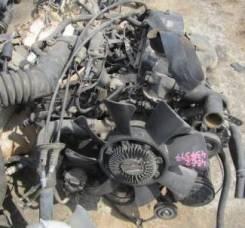 Двигатель. Isuzu Elf, NKR63 Двигатель 4BE2