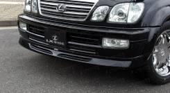 Губа. Lexus LX470