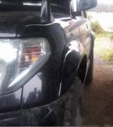 Расширитель крыла. Mitsubishi Pajero iO, H67W, H77W, H66W, H76W, H61W, H62W, H72W, H71W. Под заказ