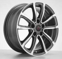 Red Wheel. 7.0x16, 5x112.00, ET38
