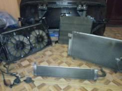 Радиатор охлаждения двигателя. Toyota Prius