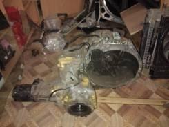 Механическая коробка переключения передач. Nissan Almera, N16E, N16