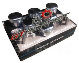 Поршень. Nissan Skyline, BNR34, BNR32, CPV35, ECR32, ENR33, ENR34, BCNR33, ECR33 Двигатели: RB25DET, RB26DTT, RB26DETTHI, 4WD