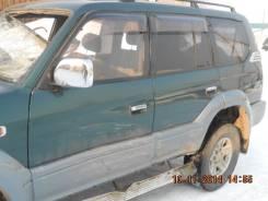 Toyota Land Cruiser Prado. 95, 5VZ1KZ