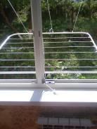 Бельевые выброски, окна, двери, балконы, полы под ключ
