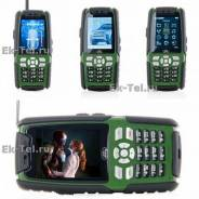 Неубиваемый телефон с рацией на 2 сим - Land Rover L8. Под заказ