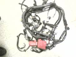 Проводка двс. Toyota WiLL Cypha, NCP75 Двигатель 1NZFE