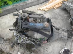Двигатель в сборе. Nissan Atlas, TF22 Двигатель TD23