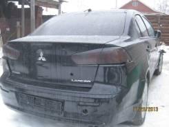 Крышка багажника. Mitsubishi Lancer X