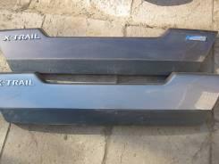 Накладка на дверь багажника. Nissan X-Trail, T31R, T31
