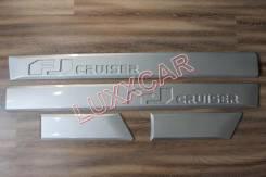 Дверь боковая. Toyota FJ Cruiser, GSJ15W, GSJ15