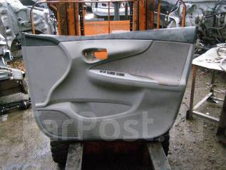 Обшивка двери. Toyota Corolla Axio, NZE141 Двигатель 1NZFE. Под заказ