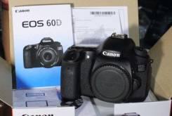 Canon EOS 60D. 20 и более Мп, зум: без зума