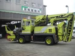 Продам снегоротор Nichijo HTR251L с конвеерной лентой Вес 18тонн 97год. Под заказ