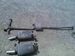 Глушитель. Honda Accord