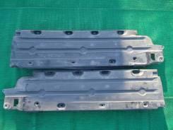 Накладка на порог. Subaru Impreza WRX STI, GGB, GDB Двигатель EJ20