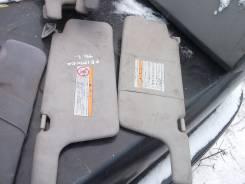 Кронштейн козырька солнцезащитного. Nissan Primera Camino, WHNP11, P11