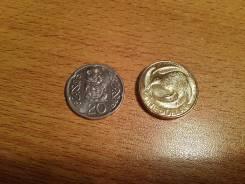 Монеты Новой Зеландии!
