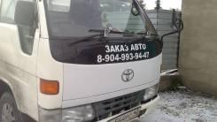 Toyota Dyna. Продам бортовой грузовик, 3 000 куб. см., 1 500 кг.