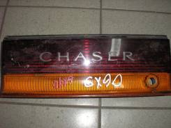 Вставка багажника. Toyota Chaser, SX90, LX90, GX90, JZX90, JZX91, JZX93 Двигатели: 1JZGE, 2JZGE, 1GFE, 1JZGTE, 2LTE, 4SFE