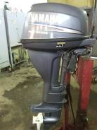 Yamaha. 9,90л.с., 4х тактный, бензин, Год: 2002 год