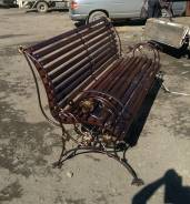 Продам кованную скамейку