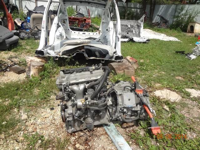 Двс ( Двигатель Приус 20-й кузов)