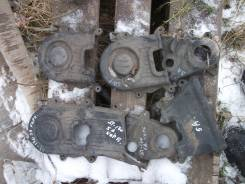 Крышка ремня ГРМ. Toyota Corolla, AE91 Двигатель 5AF