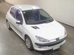 Peugeot 206. автомат, передний, 1.4, бензин, б/п, нет птс. Под заказ