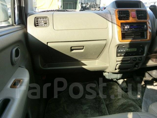 Chevrolet MW. автомат, передний, 1.3, бензин, б/п, нет птс. Под заказ
