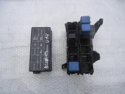 Блок предохранителей. Nissan Bluebird, U14