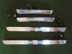 Пороги передние с подсветкой на Lexus GS300 (98-05) 2шт. Lexus GS300, JZS160. Под заказ
