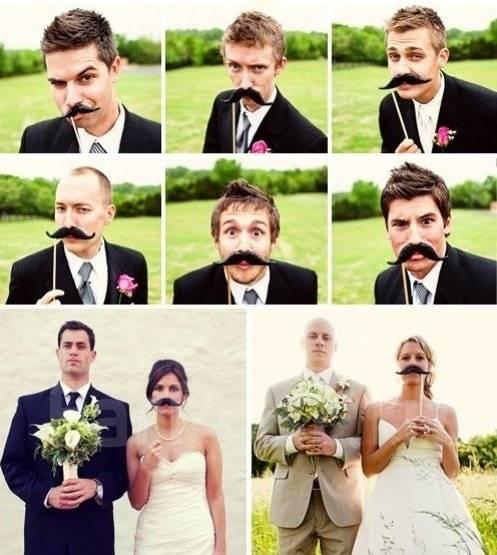 Бутафория на свадьбе фото